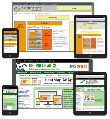 Increase Your Google Adsense Earnings with HeatMap Theme -