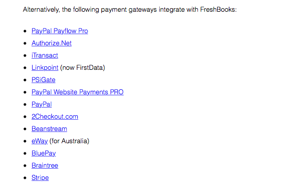 Our Freshbooks Paypal Statements