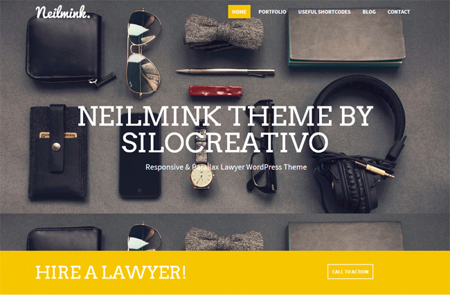 Neilmink Premium WordPress Theme