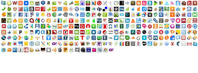 Social Media Widget