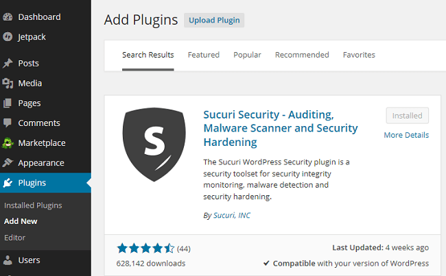 Sucuri Security