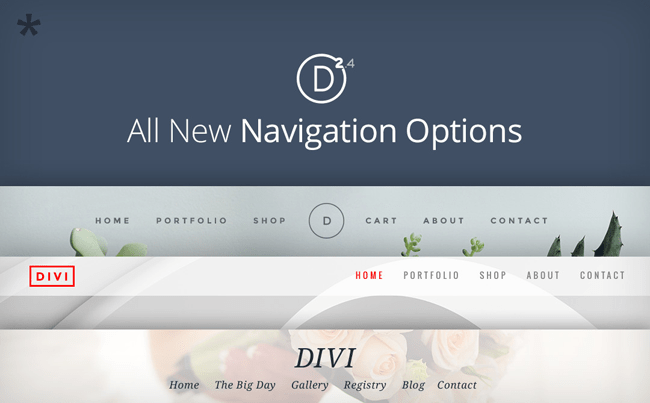 New Navigation Options