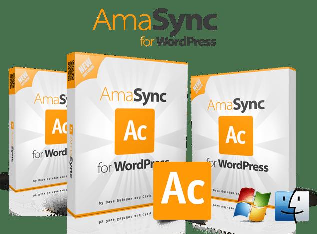 AmaSync WordPress Plugin