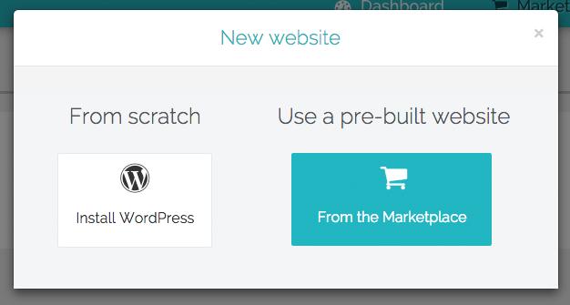 Adding a New Website