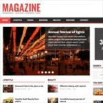 MH Magazine Lite – A Stylish Free Magazine Theme for WordPress