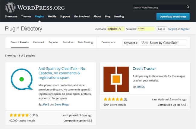 CleanTalk WordPress Plugin
