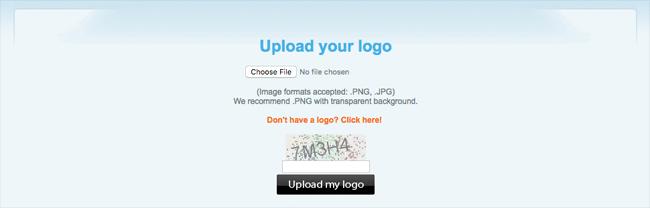 Upload Your Logo