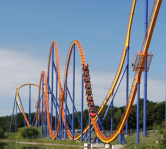 Affiliate Rollercoaster