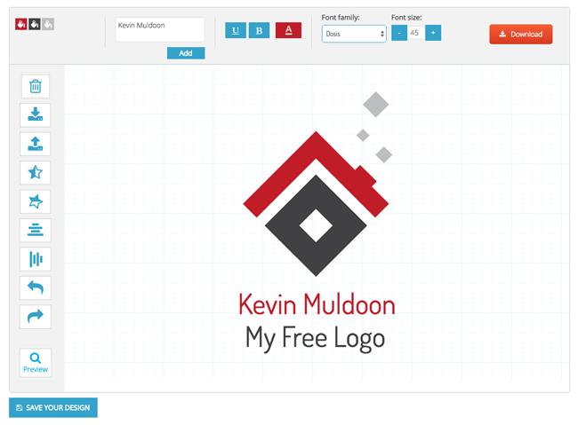 Free Online Logo Creator