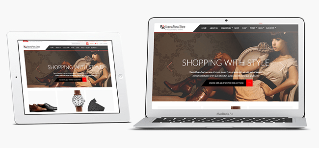 Accesspress Store eCommerce WordPress Themes