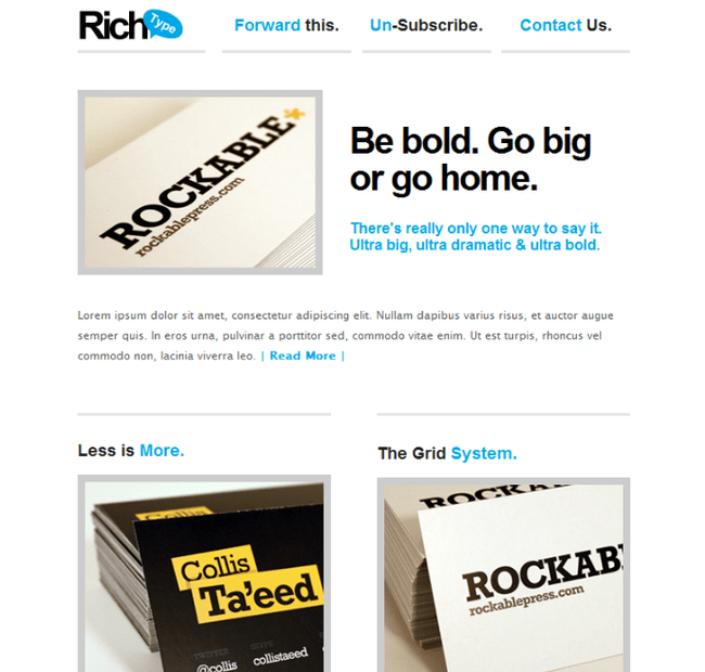 rich-typography