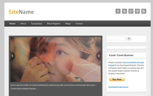 37 Best Drupal Themes to Launch Your Website Without a Hitch -