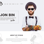 15 Professional Photography WordPress Themes