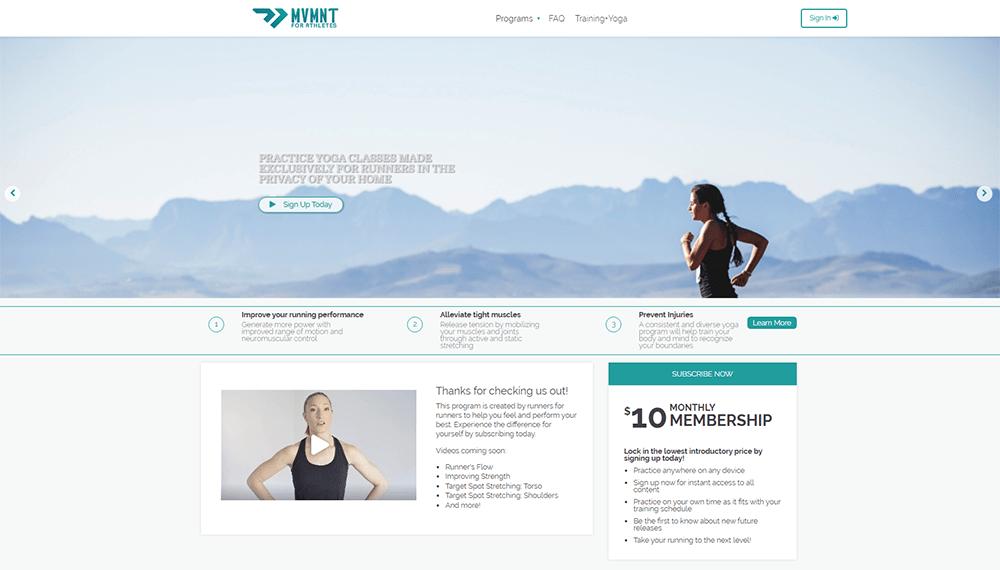 MVMNT for Athletes
