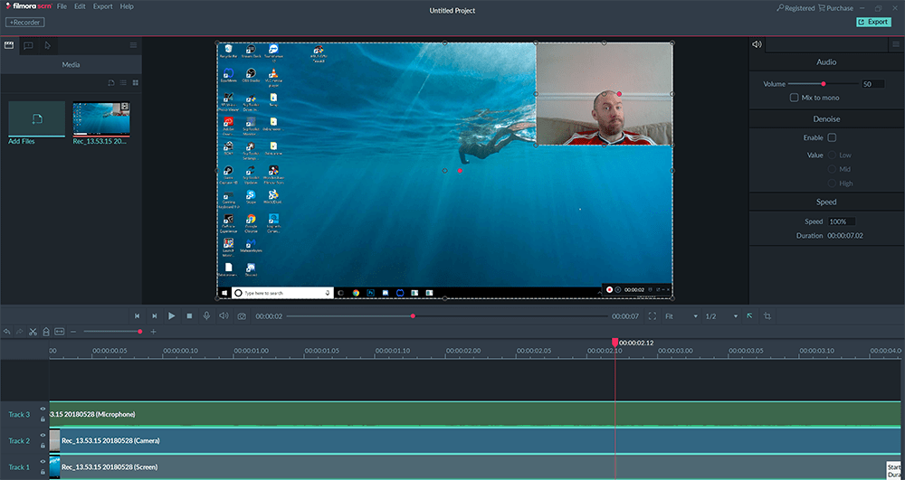 Video Editing Interface