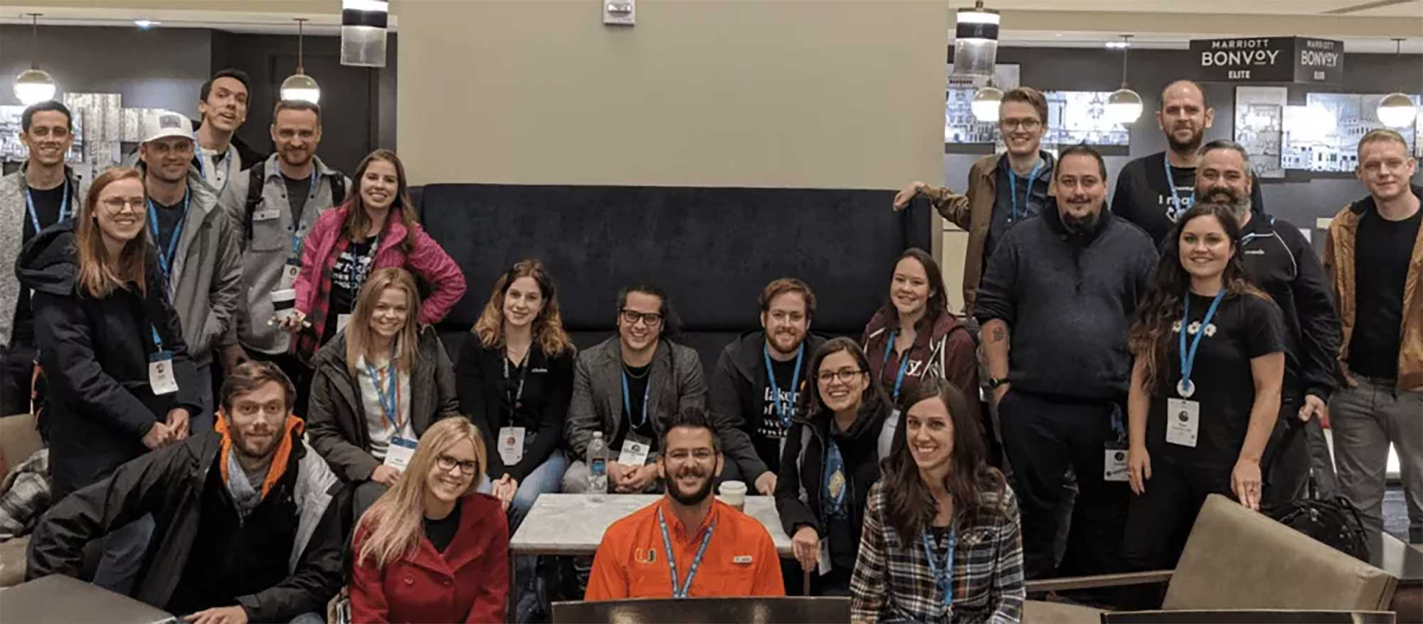 Convesio at WordPress US in 2019