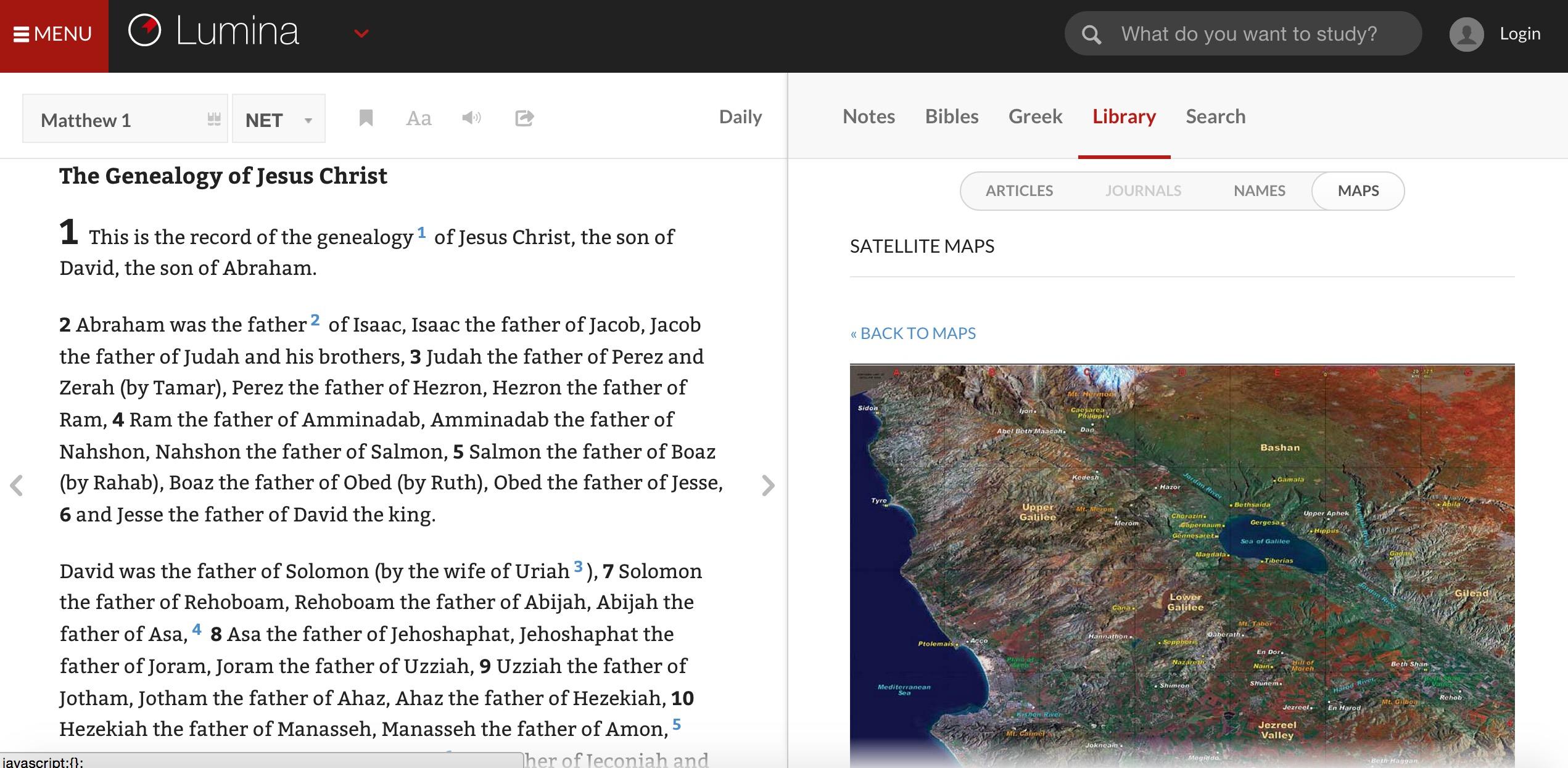 6 Best Online Bible Study Sites - Part Two