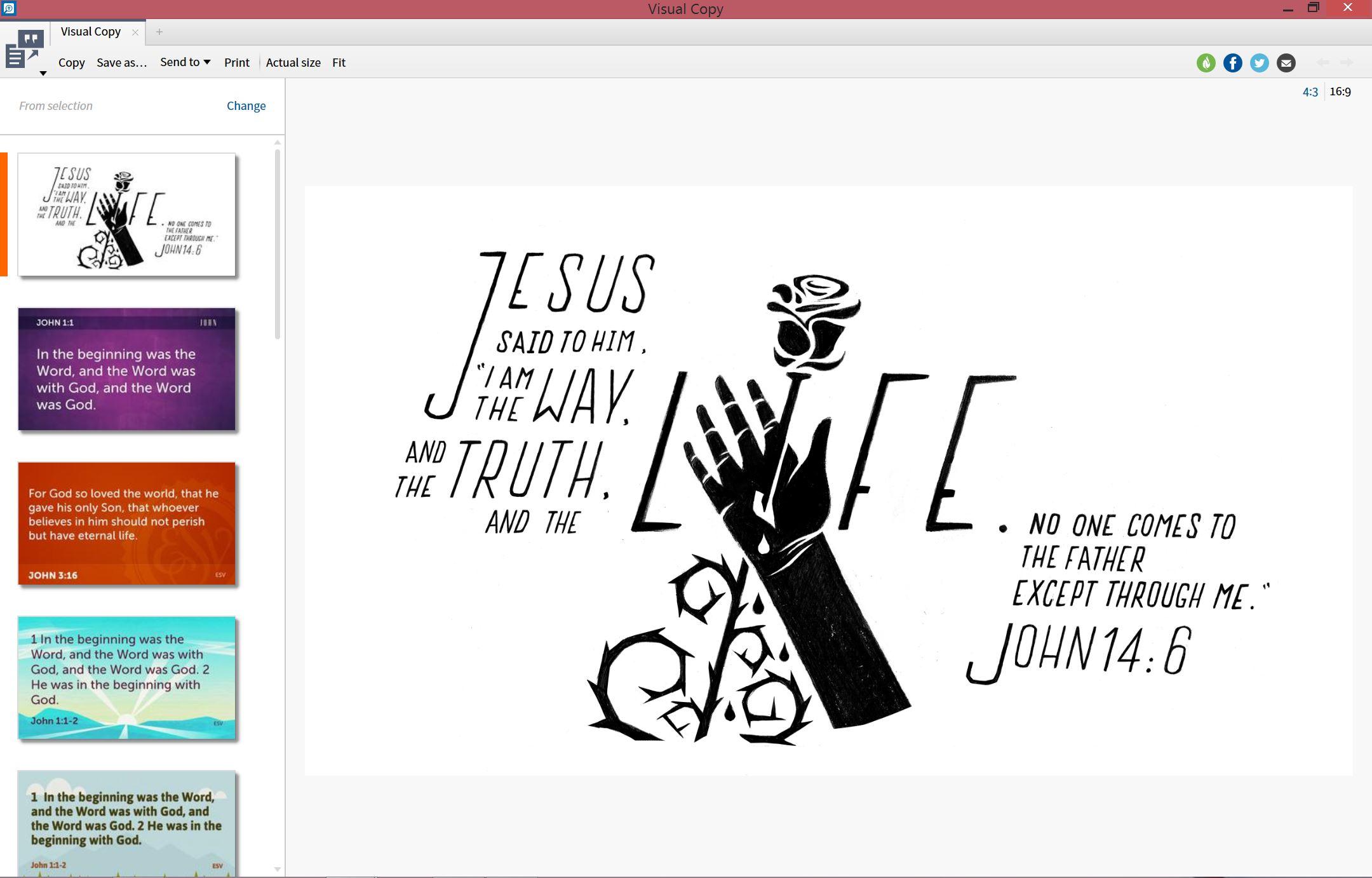 logos web app
