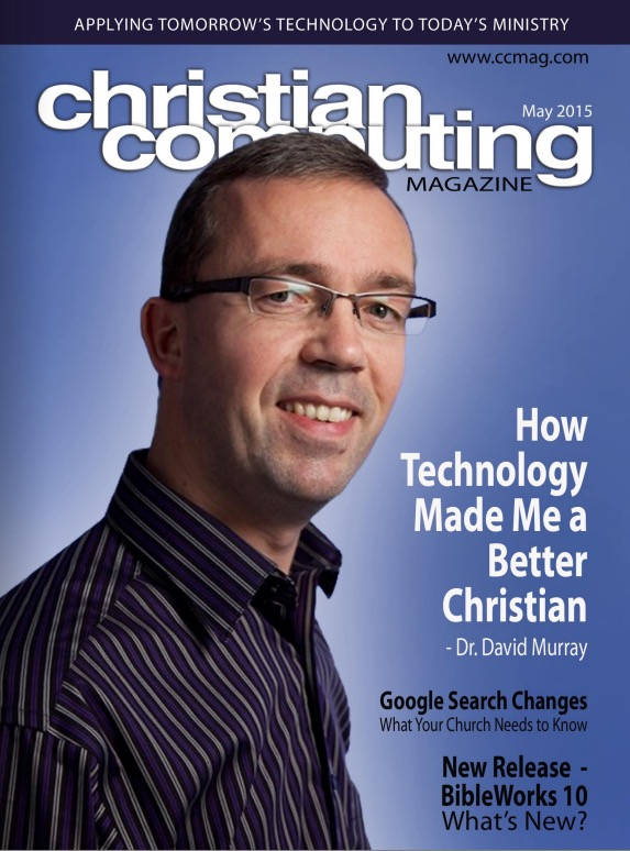 Christian Computing Magazine May 2015 Edition