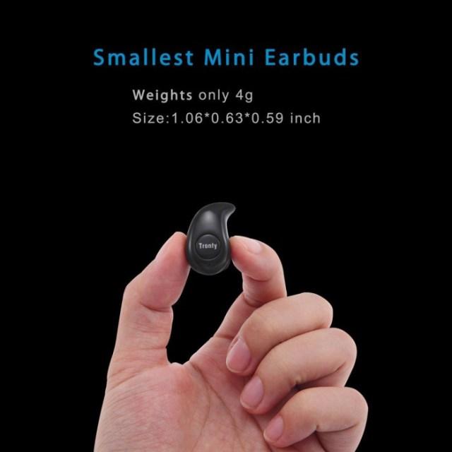 tronphy mini s530 bluetooth headset