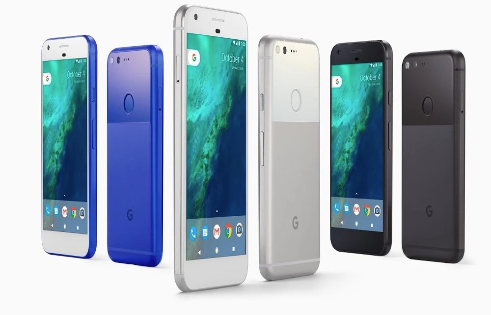 Google Machine Announces Pixel Phone and More: Theotek Podcast #081