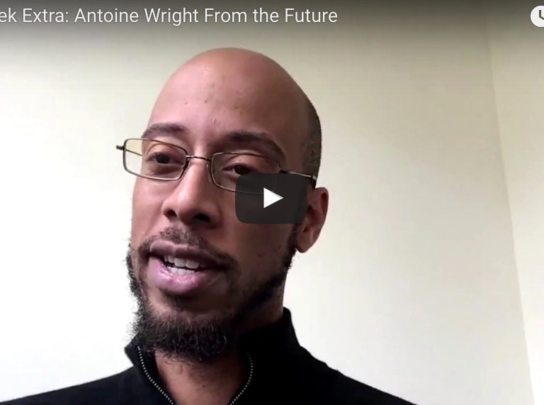 Antoine Wright from the Future: Theotek Extra