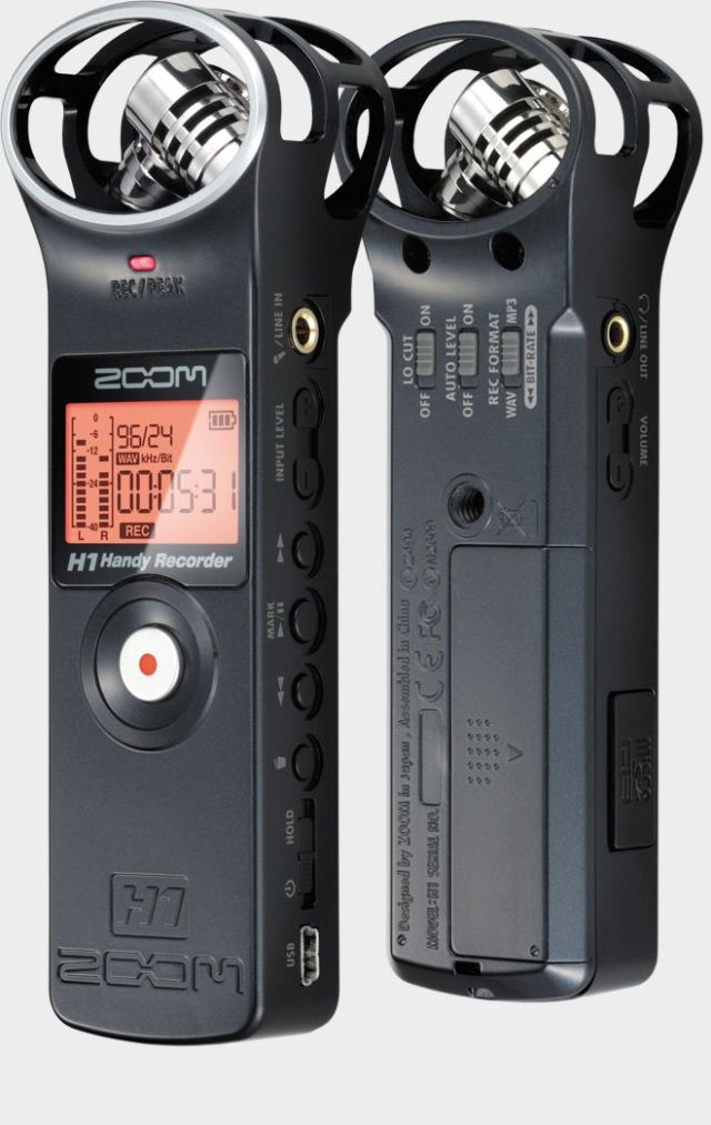 zoom recorder