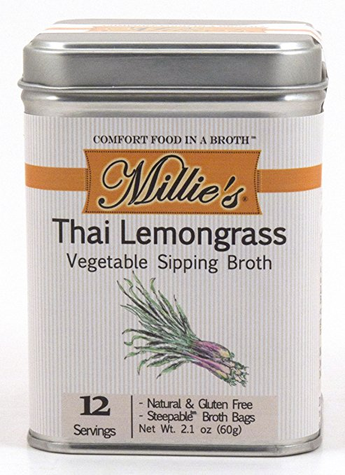 millies vegetable sipping broth