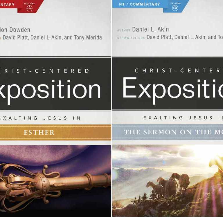 Christ Centered Exposition Commentary for Accordance Review