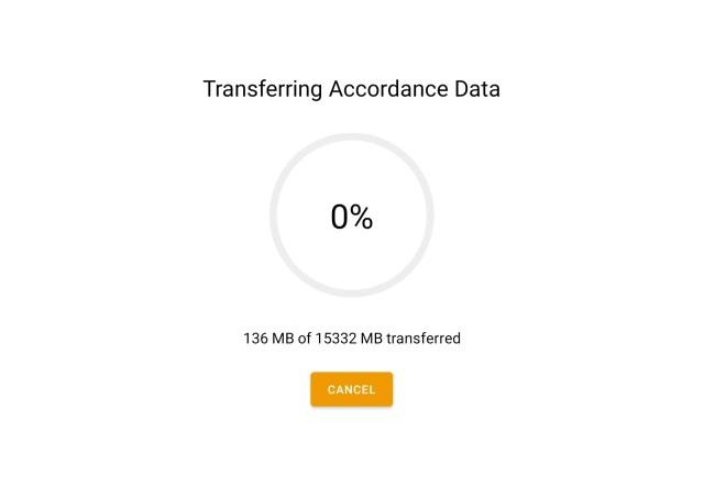 transfer accordance books to sd-card