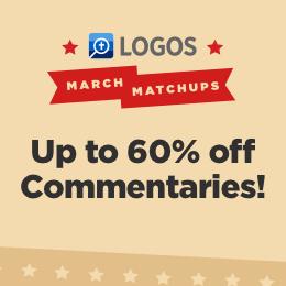 logos march matchups