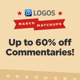 Logos March Matchups Starts Today with Big Savings