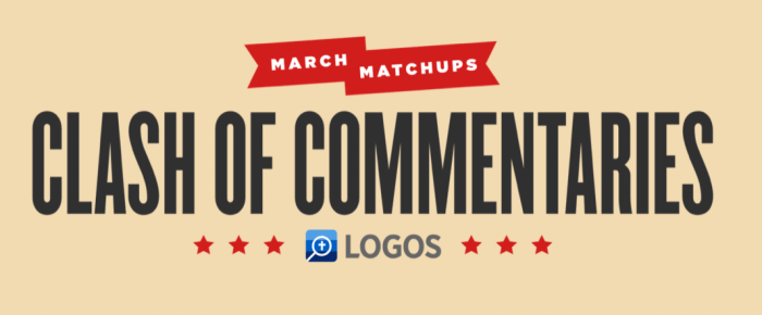 logos march matchups clash of commentaries