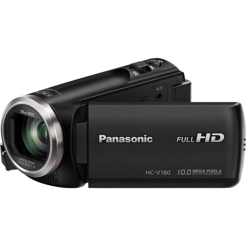 Panasonic HC-V180K Camcorder