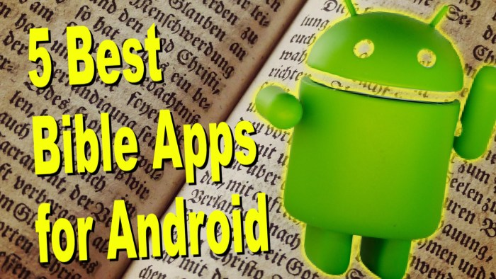 5 best bible apps for android in 2021