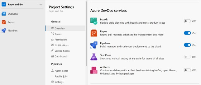 Potential reason why confusion about different versions of Azure DevOps