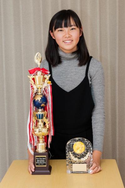 高等学校英語弁論大会の香川県大会で1位を取った、高松英会話ケビンズイングリッシュハウスの生徒