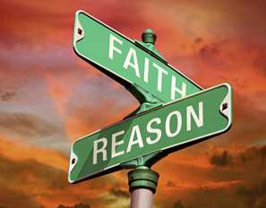 Image result for faith versus reason