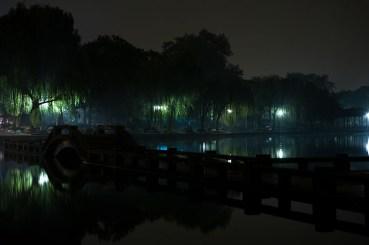 Hangzhou's Long Bridge.