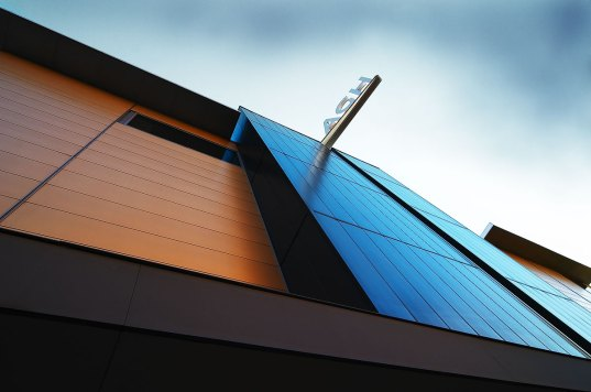 Art Gallery of Hamilton architectural photography by Kevin Thom