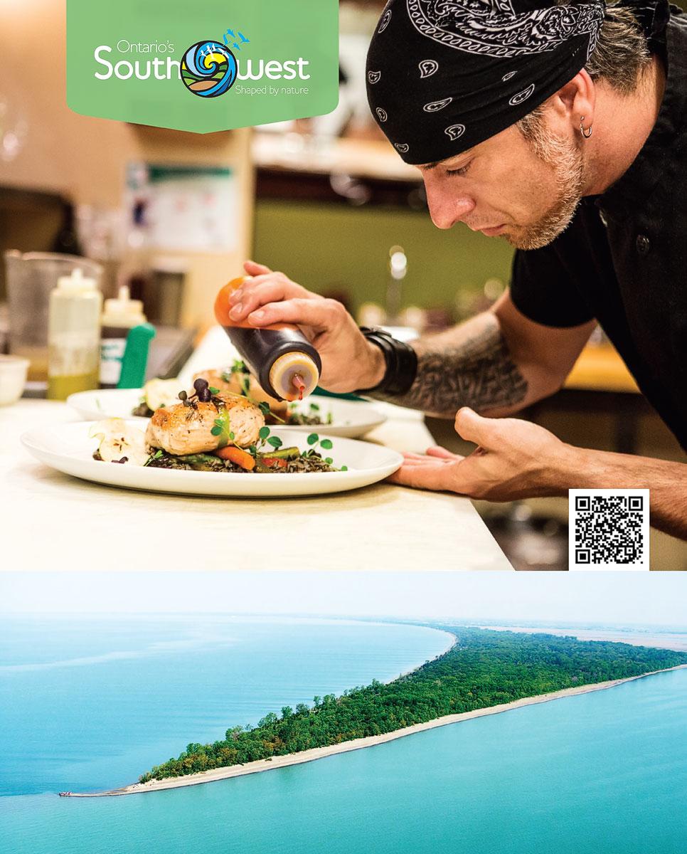 Southwest Ontario Tourism Brochure
