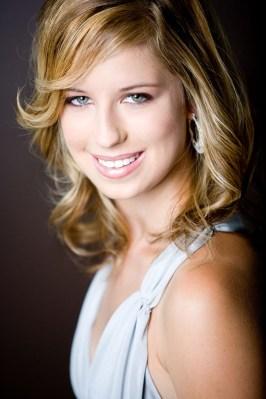 glamorous actress headshot