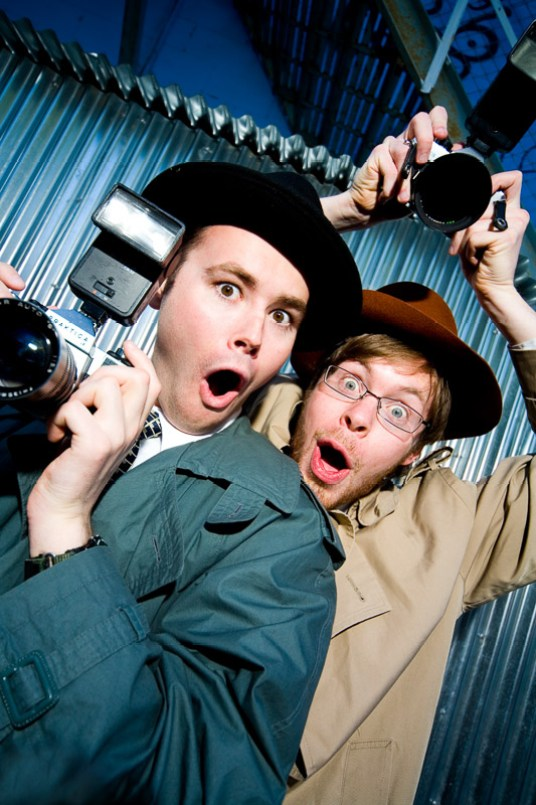 commercial photography for performers