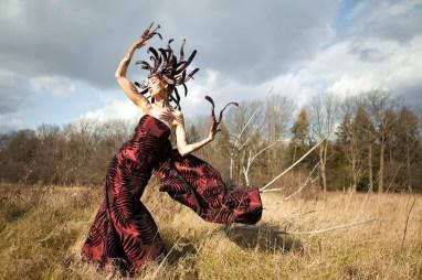 Laura Hollick Medusa