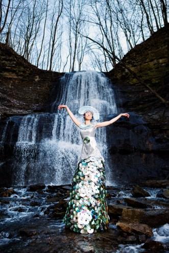 Laura Hollick's CD Dress