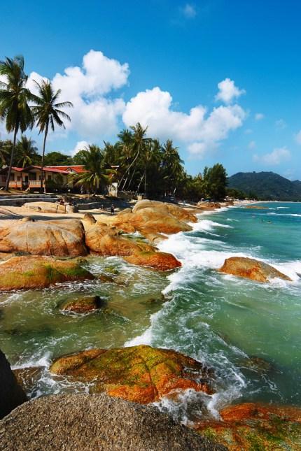 Lamai Beach Paradise, Thailand