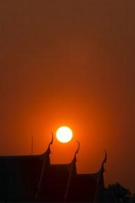 Chiang Mai Sunset, Thailand