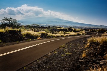 Open roads of the Big Island are calling you.
