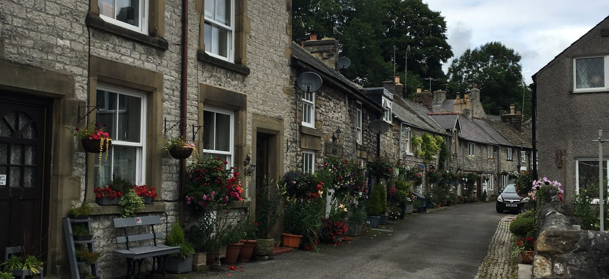 Taking it easy around Tideswell