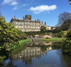 Biddulph Grange house lake